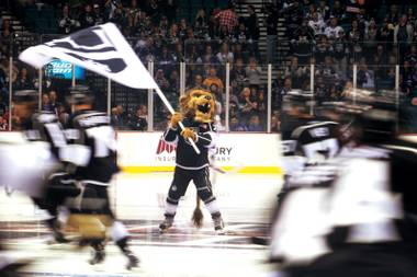 The LA Kings beat the New York Rangers in Las Vegas last weekend. But would a local team fit the Vegas lifestyle?