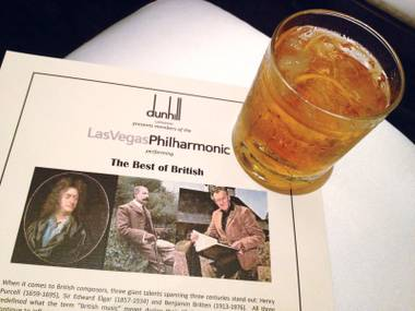 In late September, the Las Vegas Philharmonic and British luxury brand Alfred Dunhill hosted a private concert and cocktail party to kick off the new performance season and their partnership. Without support from a spectrum of such sponsors, the local arts would undoubtedly diminish.