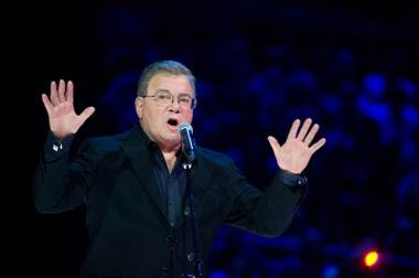 William Shatner brings his one-man show, Shatner's World: We Just Live In It to the Smith Center stage in January.
