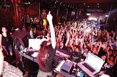 This is not a trainwreck: Our over-the-top, EDM-inspired club scene is perfectly suited to Las Vegas.