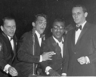 UNLV's All That Jazz oral history project features interviews with musicians who played on the Strip from the Rat Pack era to today.