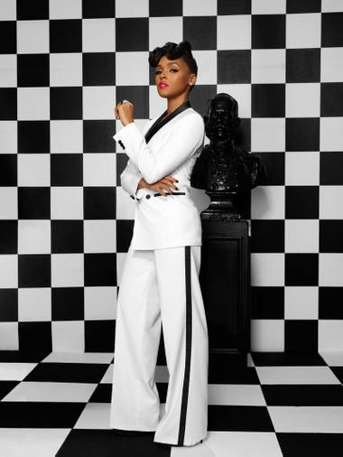 Catch Electric Lady Janelle Monáe at Life Is Beautiful's Ambassador Stage.