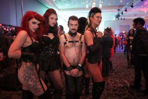 Fetish & Fantasy Halloween Ball @ Hard Rock Hotel, Part 1