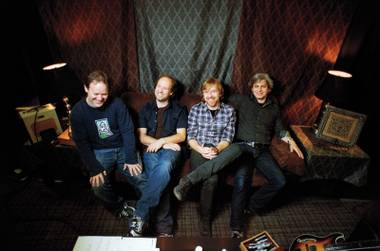 Trey Anastasio and company have played quite a few memorable Las Vegas gigs. Here's hoping that continues.