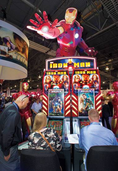 FREEZE! Disney's saying a big no to slots using Marvel characters.