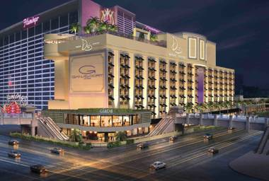 Caesars Entertainment severed its ties to the Gansevoort Hotel Group, which means the refurbished casino at Flamingo and the Strip needs a new name.