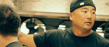 Chef Roy Choi invented the Korean barbecue taco. The rest is history.
