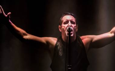 Trent Reznor's Nine Inch Nails return was a welcome sight and sound Friday night at the Joint.