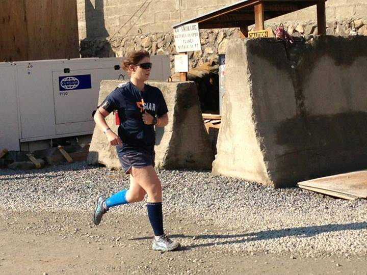Thousands of miles away in Afghanistan, Capt. Stephen Roberts is already hours into his own race. The Army chaplain has organized Ragnar Relay Afghanistan, an event on the Kabul Base Cluster coinciding with the Vegas race.