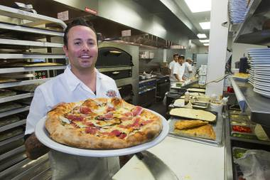 Tony Gemignani wants you to turn that Thanksgiving feast into a pizza. Who are we to argue?