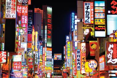 What, you don't want to see Harajuku shopping corridors and Shibuya-style nightclubs on the Strip? We do.
