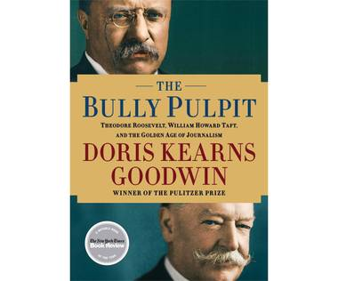 The book examines the early friendship and later rivalry of presidents Roosevelt and Taft.